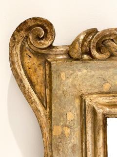 Circa 1750 Venetian Faux Painted Mirror Italy - 1989355