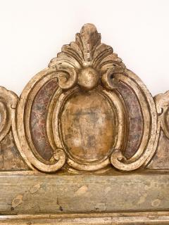 Circa 1750 Venetian Faux Painted Mirror Italy - 1989356