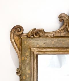 Circa 1750 Venetian Faux Painted Mirror Italy - 1989357