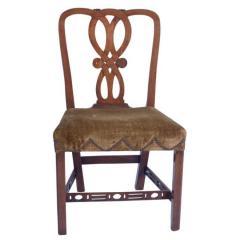 Circa 1770 George III Period Side Chair - 2135645
