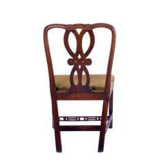 Circa 1770 George III Period Side Chair - 2135648