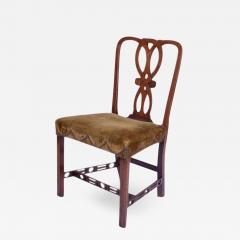 Circa 1770 George III Period Side Chair - 2138953