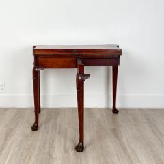 Circa 1770 Tri Top Mahogany English Table - 2029391