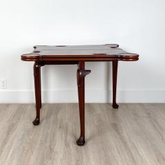 Circa 1770 Tri Top Mahogany English Table - 2029394