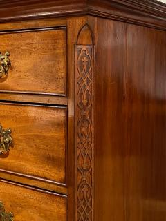 Circa 1780 George III Chippendale Chest England - 2030410