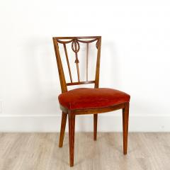 Circa 1790 Set of Four Belgian Louis XVI Chairs - 2005977