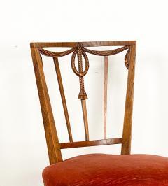 Circa 1790 Set of Four Belgian Louis XVI Chairs - 2005978