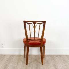 Circa 1790 Set of Four Belgian Louis XVI Chairs - 2005981