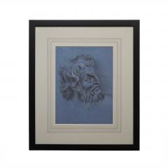 Circa 1800 Baroque Portrait of a Gentleman Italy - 2129451