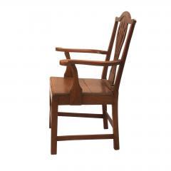 Circa 1800 Chippendale Armchair England - 2109672