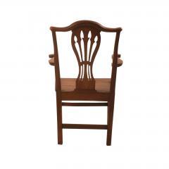 Circa 1800 Chippendale Armchair England - 2109673