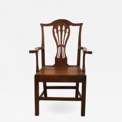Circa 1800 Chippendale Armchair England - 2109805
