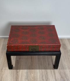 Circa 1820 Chinese Box on Stand China - 2001018