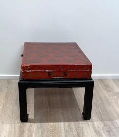 Circa 1820 Chinese Box on Stand China - 2001020