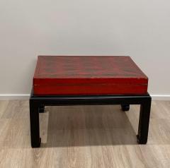 Circa 1820 Chinese Box on Stand China - 2001021