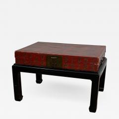 Circa 1820 Chinese Box on Stand China - 2010033