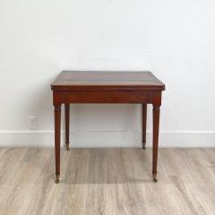 Circa 1830 French Cherry Game Table - 2134550