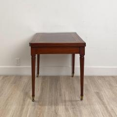 Circa 1830 French Cherry Game Table - 2134552