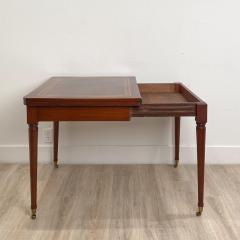 Circa 1830 French Cherry Game Table - 2134554