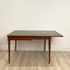 Circa 1830 French Cherry Game Table - 2134555