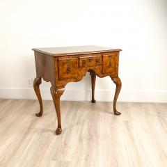 Circa 1860 English Walnut Lowboy - 2007179