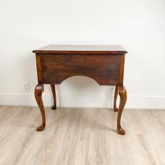 Circa 1860 English Walnut Lowboy - 2007182