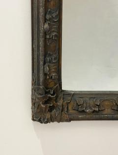 Circa 1870 Baroque Style Mirror American - 1795472