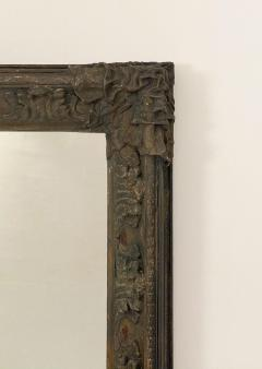 Circa 1870 Baroque Style Mirror American - 1795473