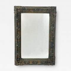 Circa 1870 Baroque Style Mirror American - 1797705