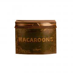 Circa 1870 English Tole Bakery Tins Set of 7 - 2066992