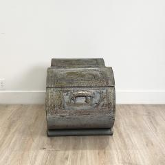 Circa 1880 Carved Camphor Trunk China - 1910948
