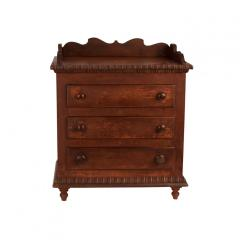 Circa 1890 Salesman Sample Chest of Drawers United States - 2130960