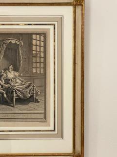 Circa 18th Century La Gouteet LAraignee Engraving France - 1862209