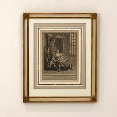 Circa 18th Century La Gouteet LAraignee Engraving France - 1862212