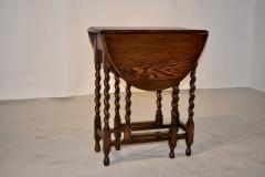 Circa 1900 English Gateleg Table   318707