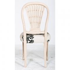Circa 1900 Jansen Louis XVI Style Dining Chairs France Set of 6 - 2073086