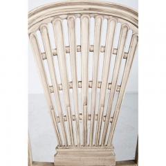 Circa 1900 Jansen Louis XVI Style Dining Chairs France Set of 6 - 2073089