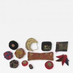 Circa 1900 Pin Cushion Collection - 129643