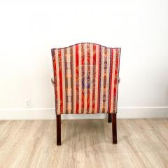 Circa 1910 Chinese Chippendale Style Armchairs England A Pair - 1940754