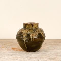 Circa 1920 Art Pottery Vase Japan - 2028730