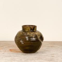 Circa 1920 Art Pottery Vase Japan - 2028731