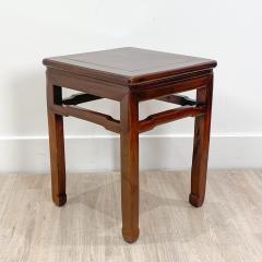 Circa 1920 Chinese Mu Wood Stool - 2006158