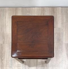 Circa 1920 Chinese Mu Wood Stool - 2006161