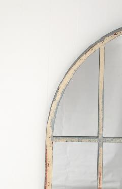 Circa 1920 Vintage Arched Mirror French - 2004399