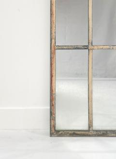 Circa 1920 Vintage Arched Mirror French - 2004401