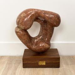 Circa 1950 South East Asian Stone Figural Sculpture - 1786719