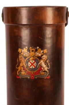 Circa 1950 Vintage Leather Document Holder England - 2134187