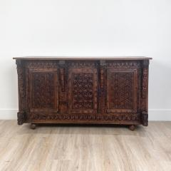 Circa 19th Century Himalayan Carved Cabinet - 1905873