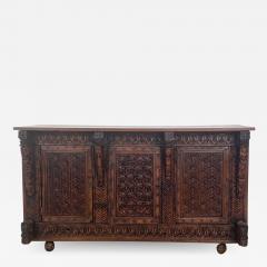 Circa 19th Century Himalayan Carved Cabinet - 1907925