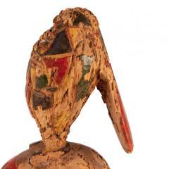 Circa 19th Century Igbo Dance Mask Nigeria - 2131049